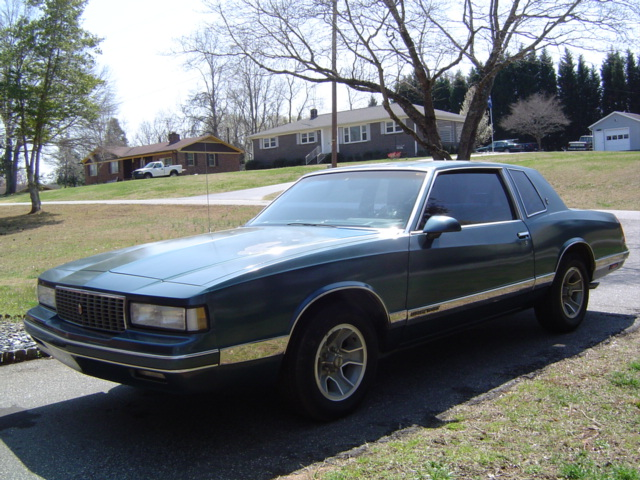 The Monte Carlo Restoration Page An Automotive