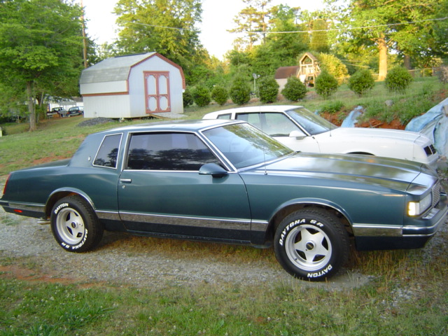 Then Ill Use My White SS As A Parts Car For The Rebuild Plan Took Shape And Cash Became Available I Began Hunting Figured Any Monte