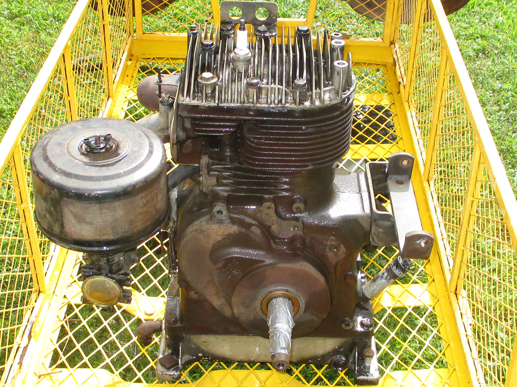 The Monte Carlo Restoration Page An Automotive Resource 7016 Simplicity Tractor Wiring Diagram I Removed Plastic Liner From My Garden Cart Loaded Up Engine And Soaked Everything In Gunk Degreaser Even Sprayed Inside Of